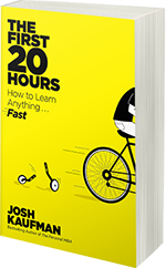 The First 20 Hours cover